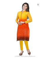Beautiful long kurti designs\2015 buy online ladies kurta