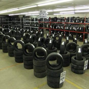 Excellent Radial Used Car Tires