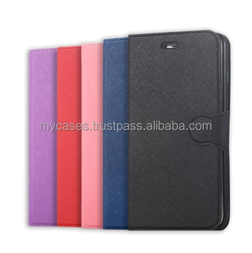 MyCase Texture Wallet Case for Galaxy S4