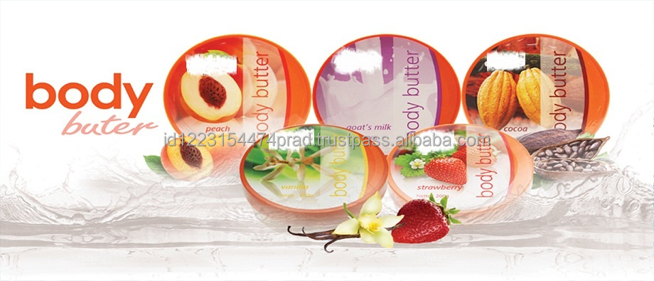 OEM Private Label Body Butter