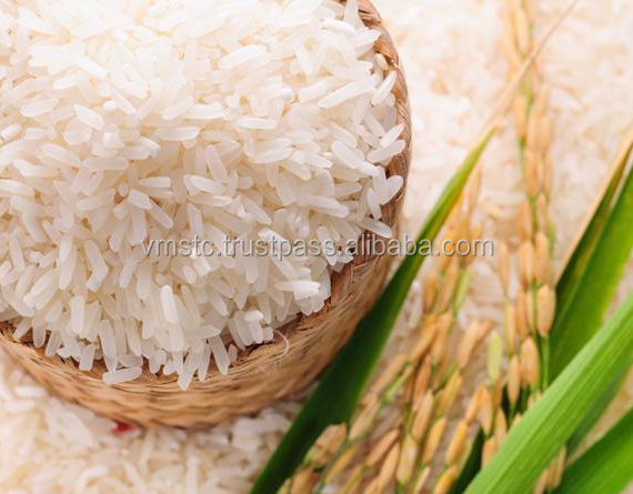 5% LONG GRAIN RICE - BOTH WHITE AND PARBOILED AVAILABLE, Great Quality - Wholesale Price