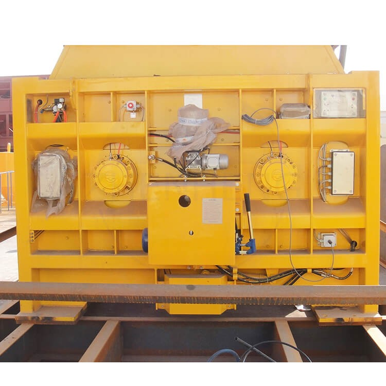 Factory Price JS1500 Fully Automatic Concrete Mixer Machine
