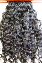 Vietnamese hair extension supplier, only for high quality hair extension/ Loose Curly Weft Hair