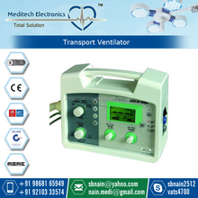 Unique Design Electric Transport Ventilator for Intensive Care