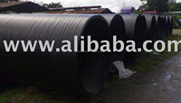 FLEXCON DUAL WALLED HDPE PIPE
