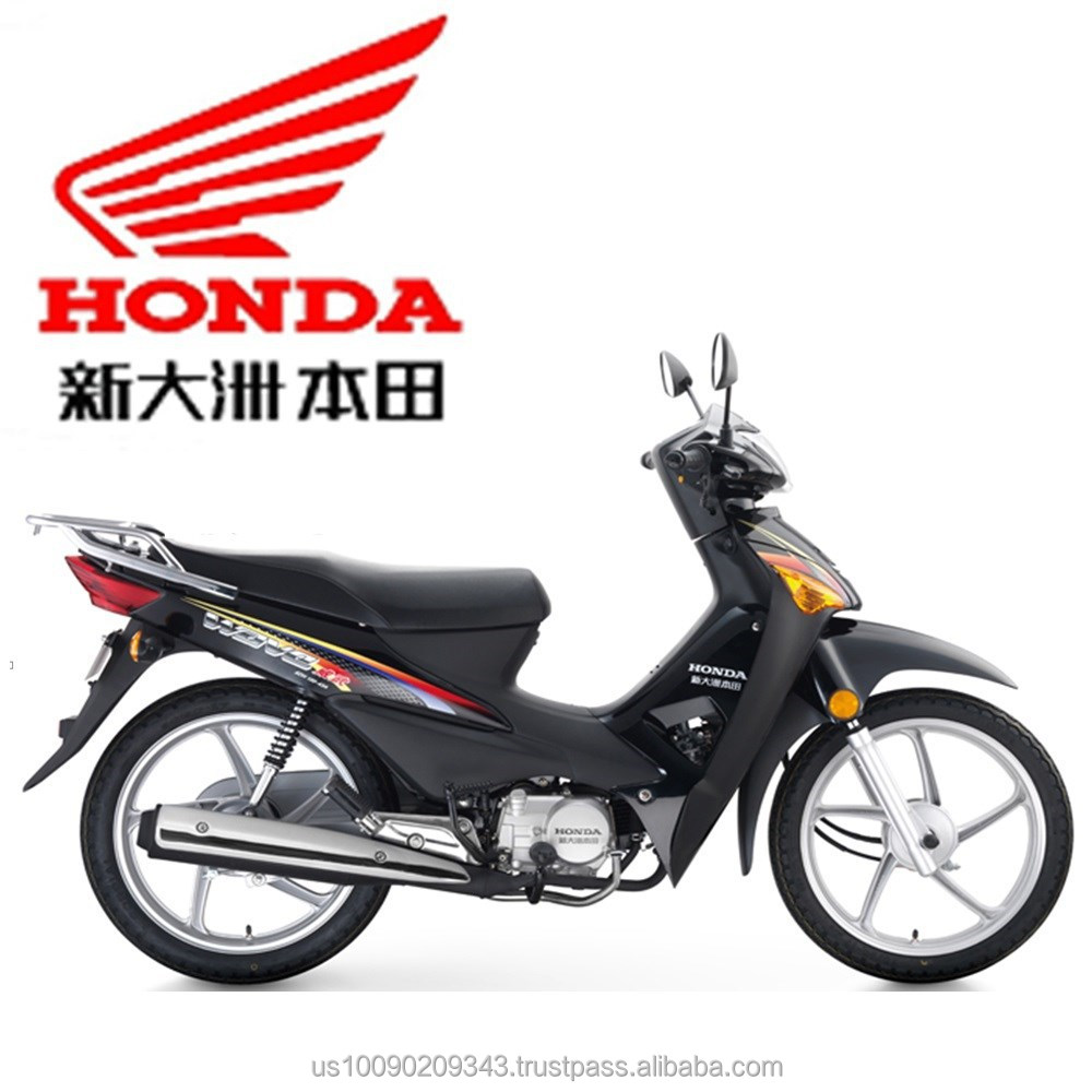 100cc scooter SDH(B2)100-43A with Honda patented electromagnetic locking system