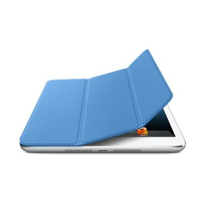 Compatible iPad Mini Smart Cover-Blue