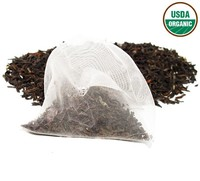 Bio Teas in PYRAMID Tea Bags - Nylon, Soilon & Non Woven
