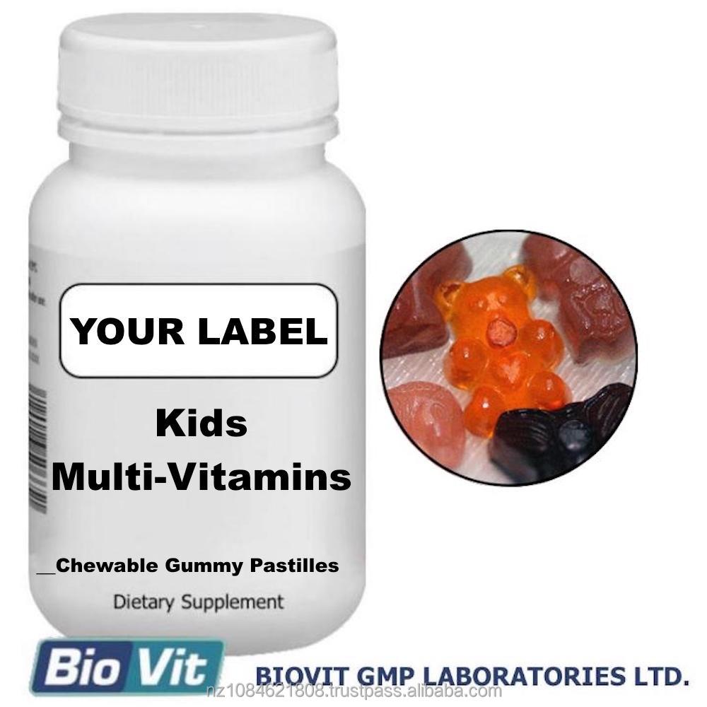 Vitamins for kids gummy