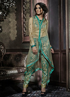 Latest pakistani style bridal wear salwar kameez
