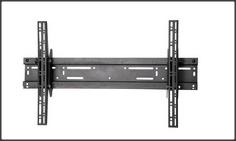 Flat Screen Wall Mount with Tilt up to 61 BAMLFPWMT