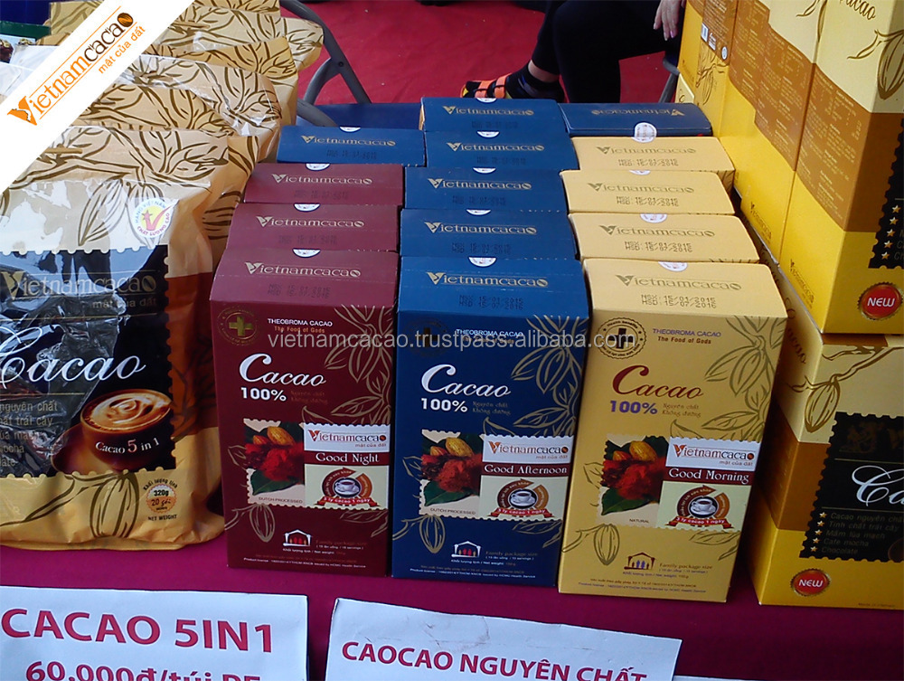 High Quality Natural Cocoa Powder Branded (150g) - Vinacacao