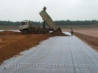 PET Nonwoven Geotextiles for Road Construction
