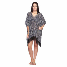New Arrival Women's Printed Beachwear Kaftan/LATEST AND THE STYLIST DESIGN SHORT AND SEXY KAFTAN DRESS FOE WOMEN IN WHOLESALE