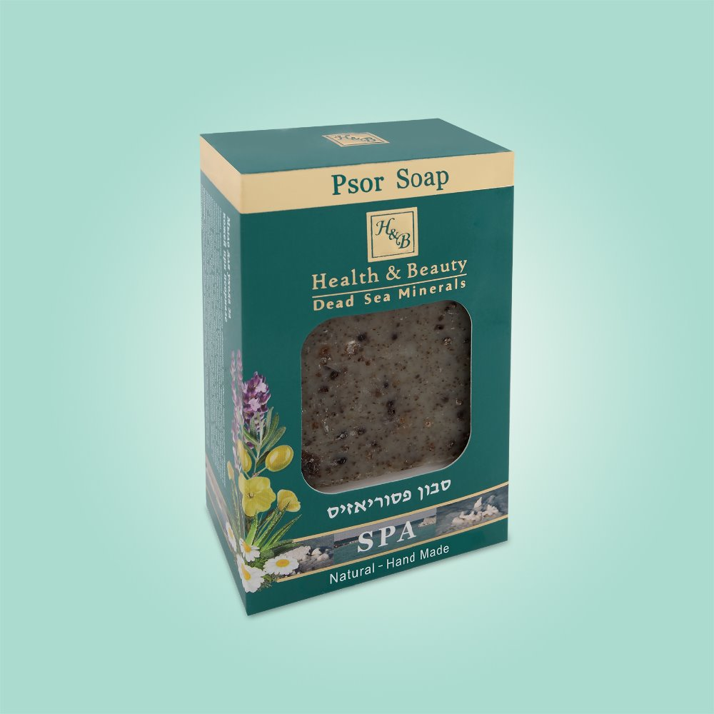 Psor natural treatment moist soap 100gr