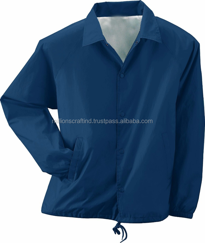 hot selling new design leader jacket jacket istanbul coaches jackets wholesale beutiful style blue color
