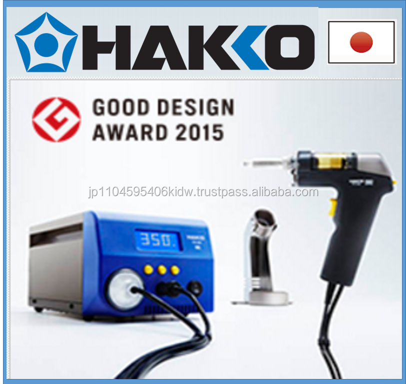High quality and High precision electric iron Hakko soldering at reasonable prices