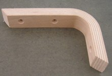 FSC Plywood Bracket