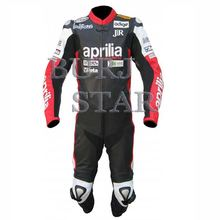 Leather Motorcycle Racing Suit , Full Safety Motorbike Racing Suit - Top Quality Leather
