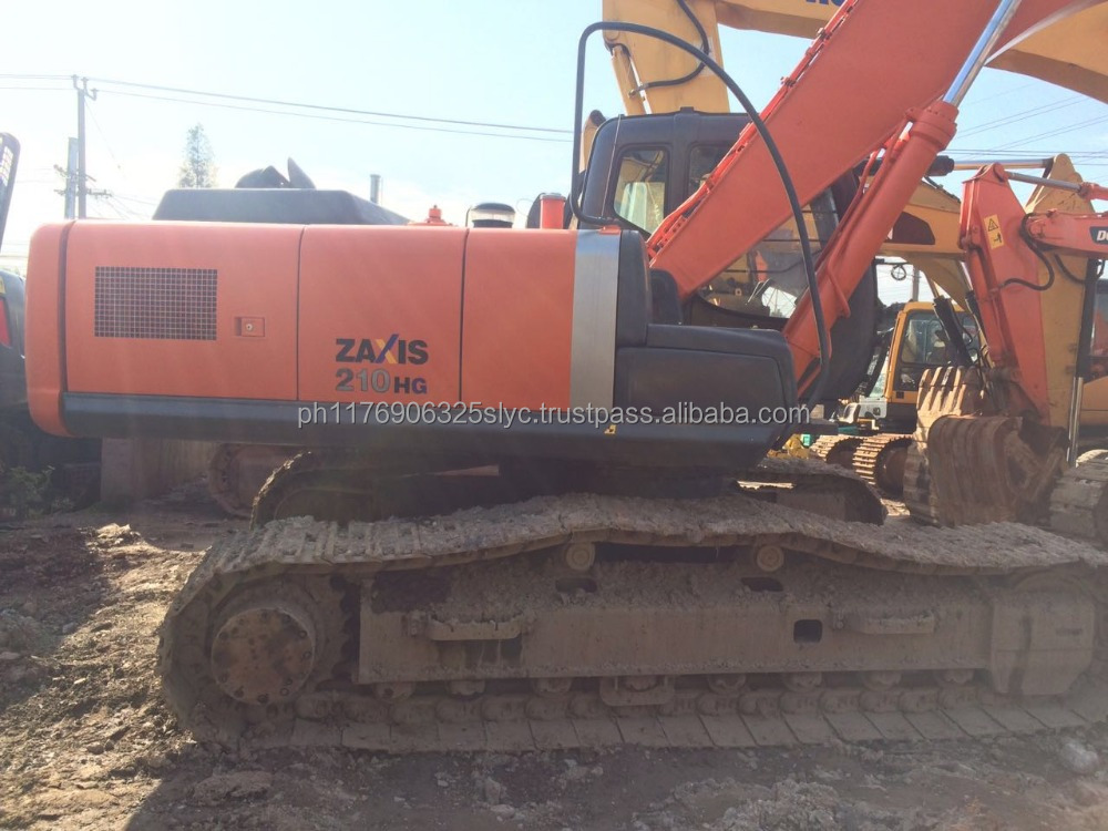 Japanese Hitachi zx210 used excavator for sale,Used Excavator Hitachi zx210