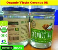 ORGANIC VIRGIN COCONUT OIL- ISO 22000 CERTIFICATED FACTORY-200ML/250ML/500ML & 1000ML from Sri lanka