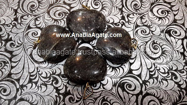 Tibetan Witches Oval Pendants : Wholesale Witche Oval pendants from india