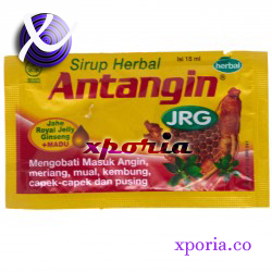 ANTANGIN JRG Health Supplement 4D 50 x 20 strips | Indonesia Origin | Over the counter medicine for cold and gassy symptoms