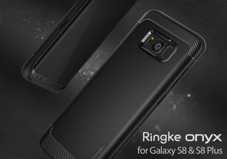 [Ringke] Ringke Onyx - Smart Phone Case for Galaxy S8 & S8 Plus