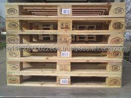 lowest price of used wooden pallets from Ukraine