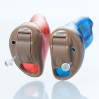 6 CHANNEL DIGITAL HEARING AID - Faceplate CE FDA