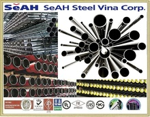 "48.3mm x 4mm x 6M scaffolding steel tube supply to JIS, KS, BS, ASTM, AS and other steel pipe / tube from 1/2"" to 8"""