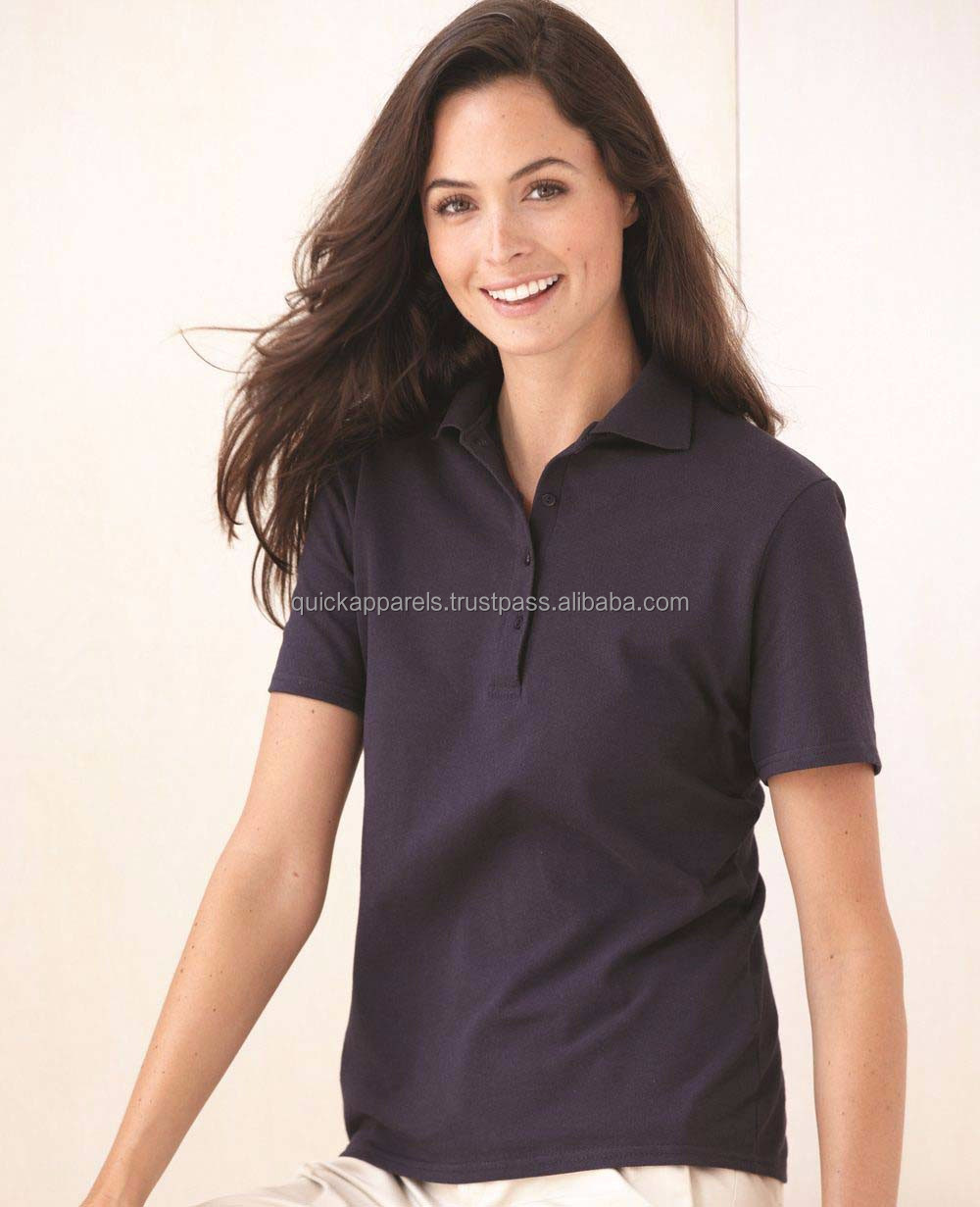 High quality choose color custom logo cotton polo shirt