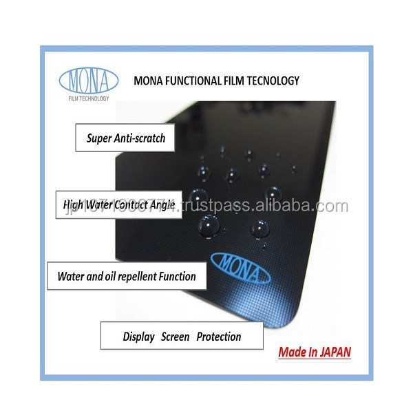 Useful and Durable mobile parts for display panel screen protection, smartphone, note PC, touch panel, tablet PC