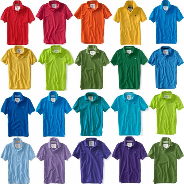 Polo T Shirts for Print and Embroidry