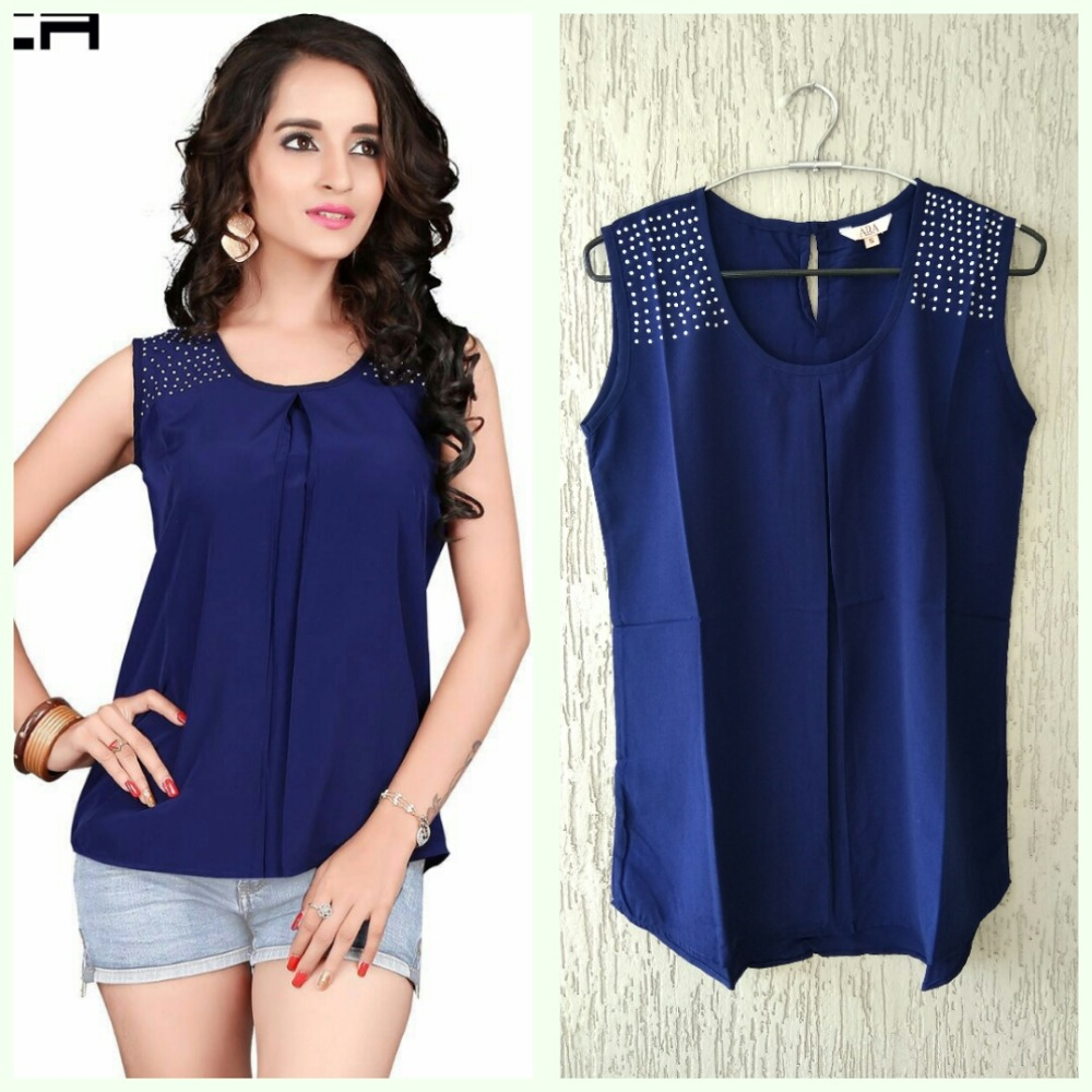list manufacturers of latest tops designs girls buy