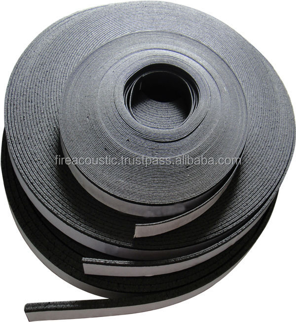 Intumescent Seal with 3M adhesive tape