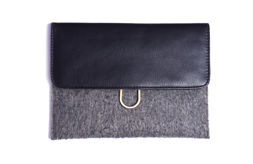 Tablet Case 7 to 10 inch Wool Fabric