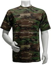 wholesale mens 2015 army t shirts, hunting camo print short sleeves t shirts / military dry fit camo t shirts