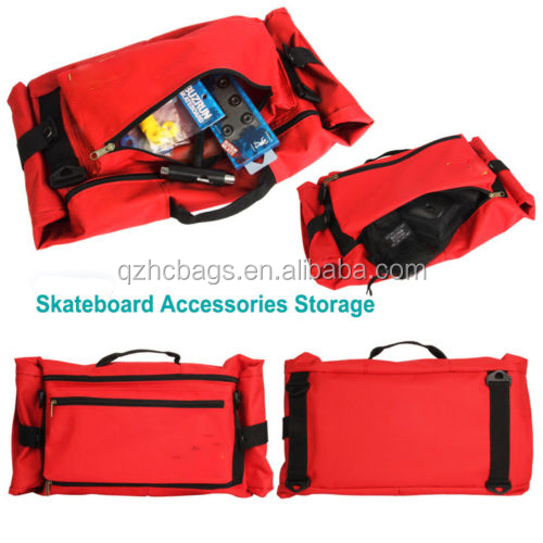 Equipment Bag Skateboard Backpack carry bag for skateboard (ES-Z348)