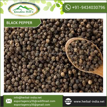 Classic Organic Black Pepper for Mass Purchase by Reputed Supplier of the Industry