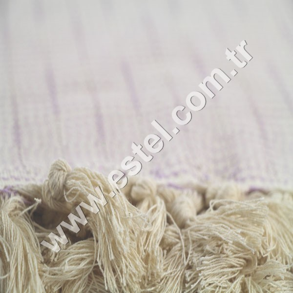Throw Blanket Turkish Blanket Bedspread Handwoven Cotton Sofa Cover Turkish Furniture Throw Cotton Throw Chess Lilac