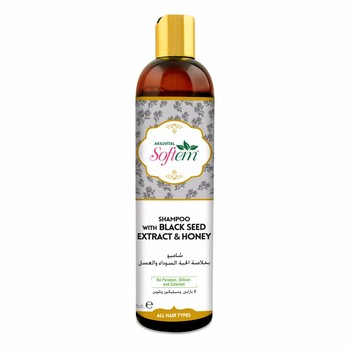 Black Seed Extract Hair Shampoo for all hair types Natural Hair Care