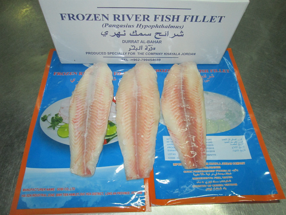 WE SELL FROZEN SEMI-TRIMED FILLET PANGASIUS(OTHERS NAME: CREAM DORY/SWAI/BASA) GOOD QUALITY WITH THE BEST COMPETETIVE PRICE