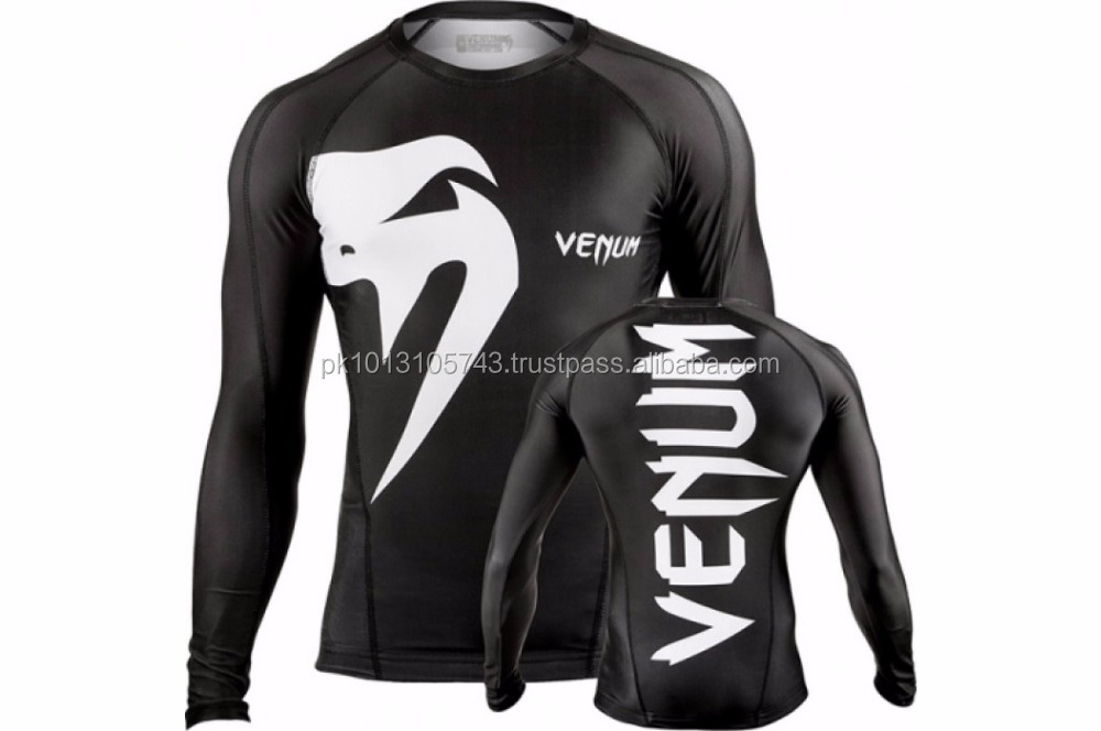 DEMAH New Custom Printed Lycra Rash Guard for Men