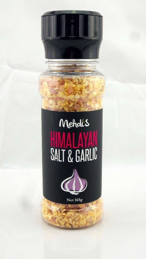Good Quality and Cheap Plastic Grinder Salt & Garlic price