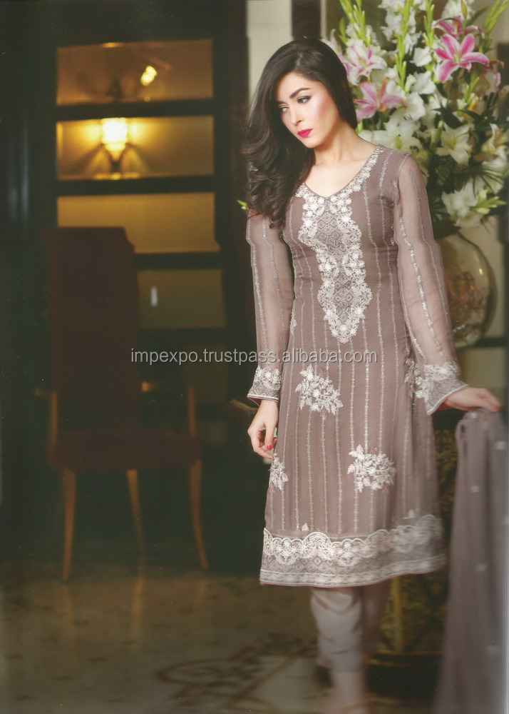 Pakistani dresses for girls Lahore / embroidery designs salwar kameez in Lahore