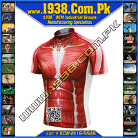 Fully Sublimated Half sleeve Shirt compression shirt Football jersey