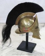 300 Spartan Helmet, Medieval King Spartan Helmet, Movie Replica Helmet