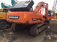 used Doosan excavator DH420LC-7 Korea crawler excavator good performance hot sale in Shanghai