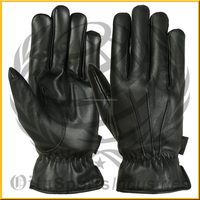 Newest Ladies' Leather Winter Warm Gloves Leather Touch Screen Gloves Texting Gloves for Smart Phone
